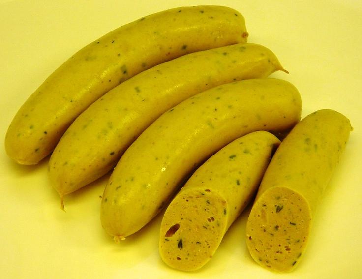 Sausage Weisswurst