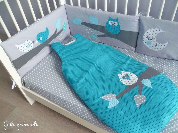 tour de lit et ribambelle un tour de lit theme nature transform en coussins pour la cabane de. Black Bedroom Furniture Sets. Home Design Ideas