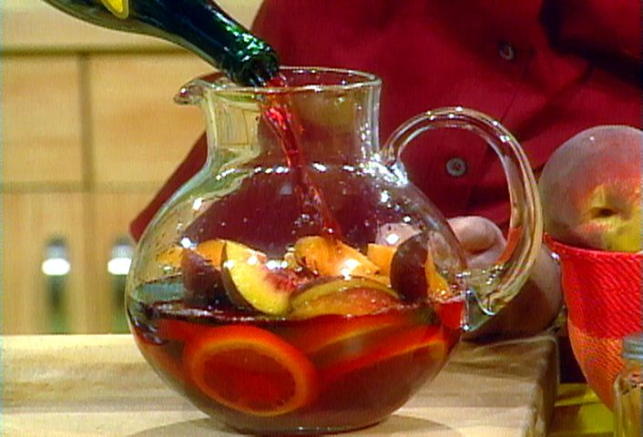Sunset Sangria from FoodNetwork.com