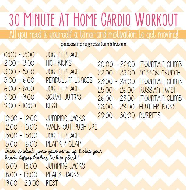 Cardio Strength Workout: 33 Best Images About At Home Workout Plans! On Pinterest