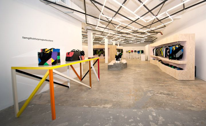 Fashion brands pop up at Art Basel Miami Beach