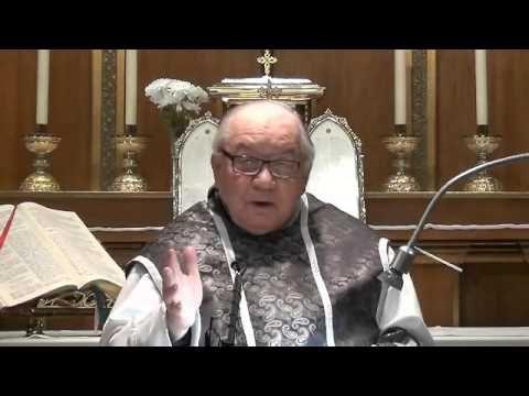 La Transfiguración del Señor / Homilía 21/02/2016 Padre Gálvez