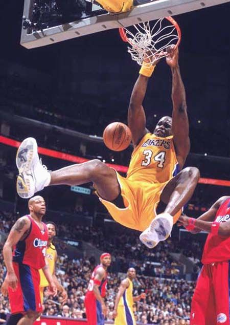 Shaquille O'Neal vs. Wilt Chamberlain 1 on 1 - Message Board ...