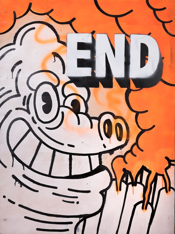 END by Matti Sampela