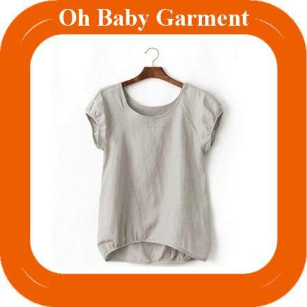 2014 caldo vendita moda vuoto delle donne t shirt wholesale; traspirante; confortevole e sciolto-immagine-T-shirt-Id prodotto:1985895480-italian.alibaba.com