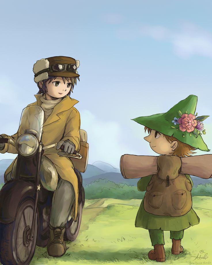 Kino's Journey -the Beautiful World- the Animated Series ...