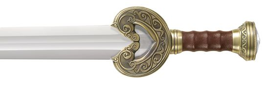 sword of King Theoden from Lord of the Rings