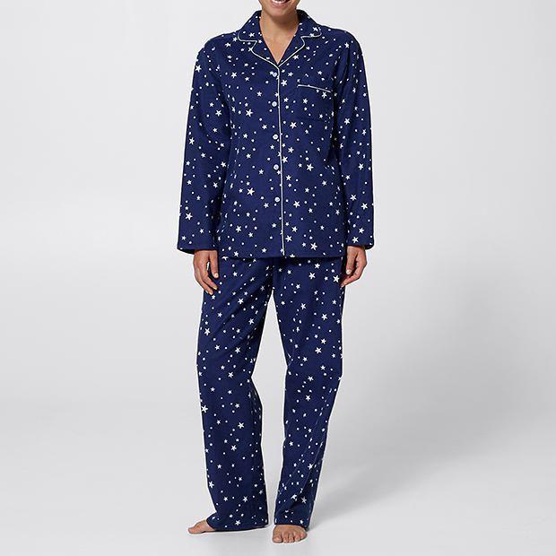 Flannelette Pyjama Set