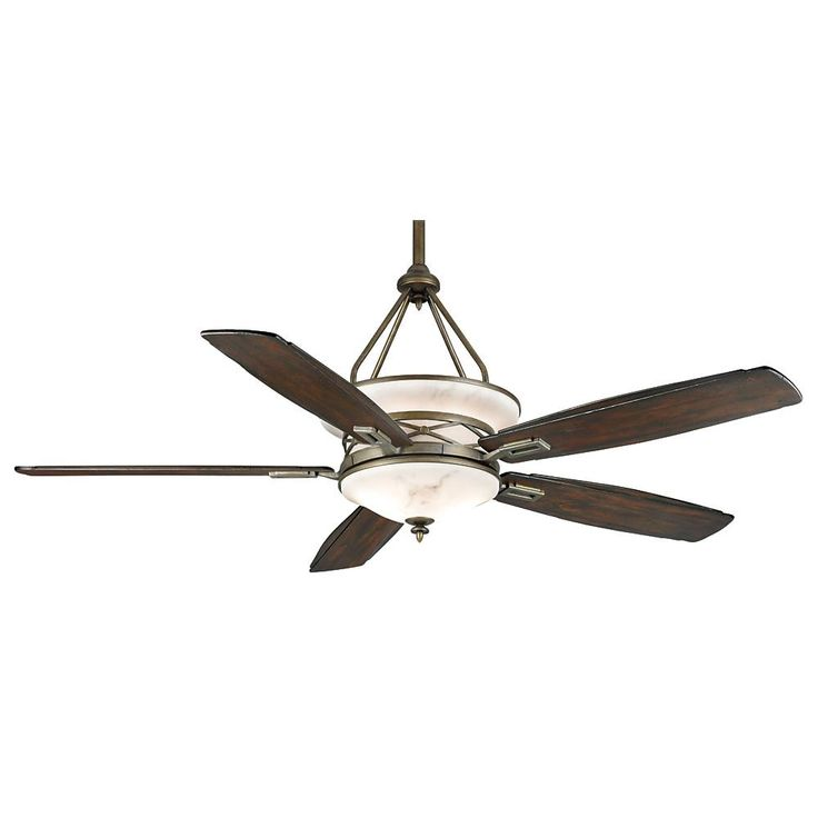 This Ten Light Ceiling Fan Is Part Of The Atria Collection And Has An Aged  Bronze