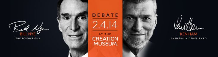 Free Online Debate: Creation vs. Evolution Tuesday 2/4 at 7 pm :: Southern Savers