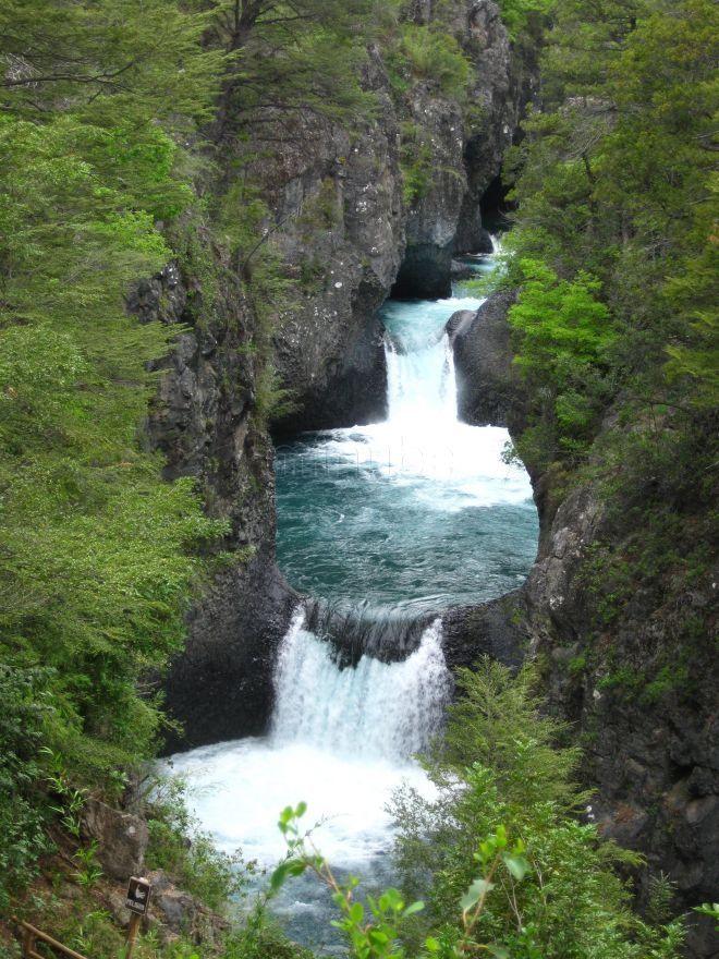 Parque Nacional Radal-Siete Tazas-Molina