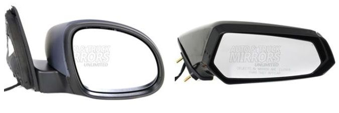 We are leading online wholesaler of high quality auto mirrors. Our inventory consists of the most comprehensive replacement auto mirrors online: Side View Mirror Replacement, truck mirrors, car mirrors, rear view mirrors for most auto makes and models. Our auto mirror online catalog is engineered to make your aftermarket car mirror shopping easy, secure, and straightforward.