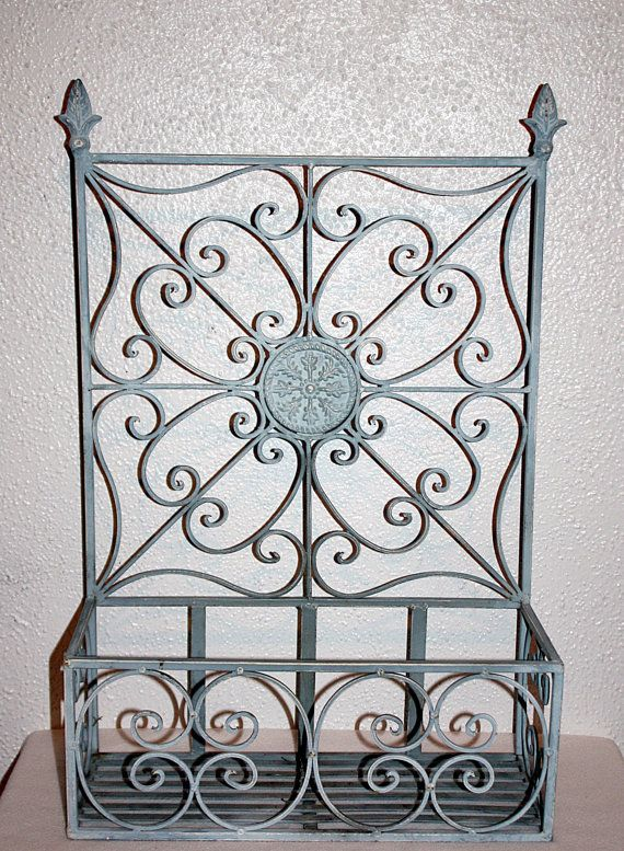 Ironwork For Walls Custom 89 Best Iron Work Images On Pinterest  French Doors Garden Gate Review