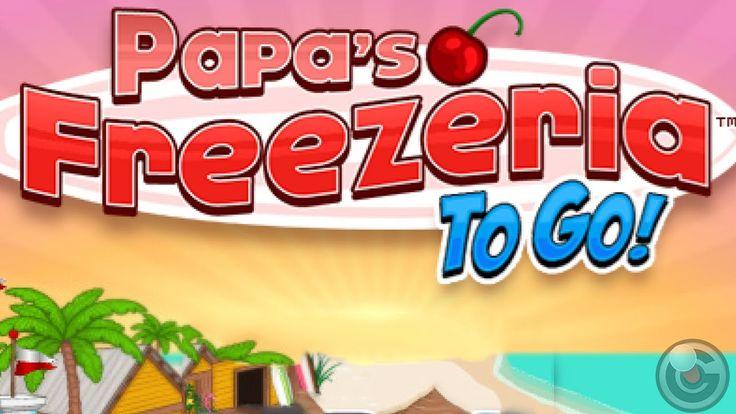 Papa's Freezeria To Go! iPhone and iPad Gameplay! - https://www.youtube.com/watch?v=YQ7oXFFKVCg  #gameplay #walkthrough #videos #ios #games8