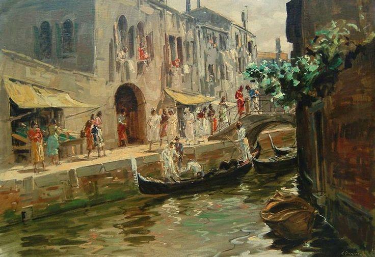 Cosimo Privato (Venezia, 1889 - 1971