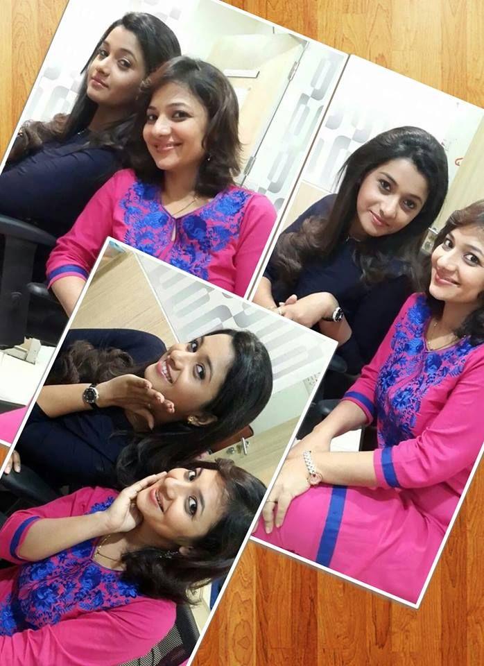 Priya Bhavani Shankar and Priya