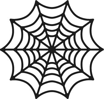 Spiderweb free file from svgcuts