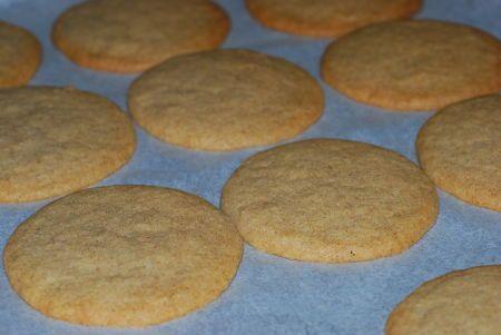 Finnish Cardamom Cookies