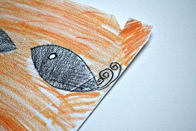 eye - kid drawings