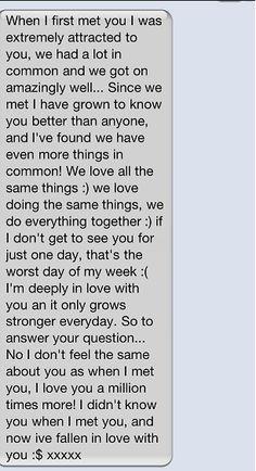 7 best Cutest texts images on Pinterest