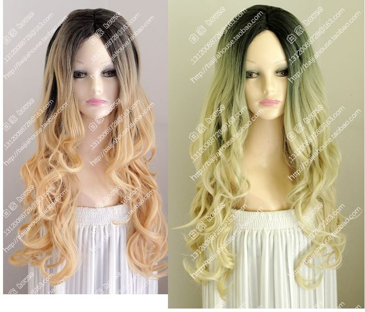 how to make a wig less shiny