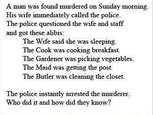 Can you guess these fun mystery riddles? | PlayBuzz