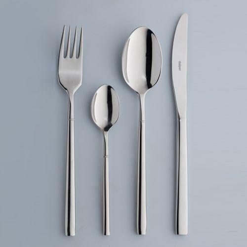 Набор столовых приборов, 24 предмета, нержавеющая сталь, серия 750, Dalper…