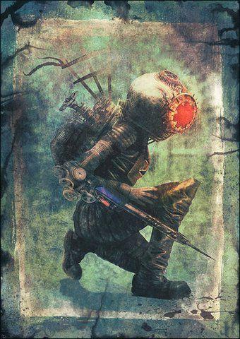 BioShock Experiment II - juhoham
