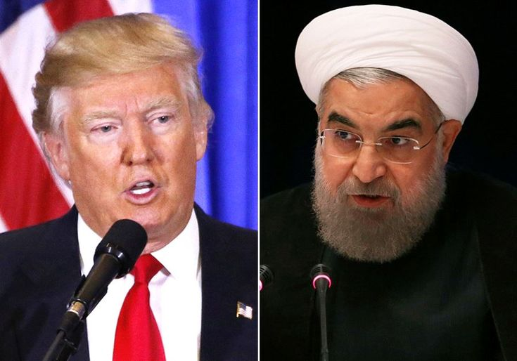 """ROUHANI IN CRITICISM OF NEW US POLICIES: 'NO TIME TO CREATE WALLS BETWEEN NATIONS' -  """"Today is not the time to erect walls between nations. They have forgotten that the Berlin wall fell years ago,"""" Rouhani said in a speech carried live on Iranian state television.  """"To annul world trade accords does not help their economy and does not serve the development and blooming of the world economy,"""" Rouhani told a tourism conference in Tehran. """"This is the day for the world to get closer through…"""