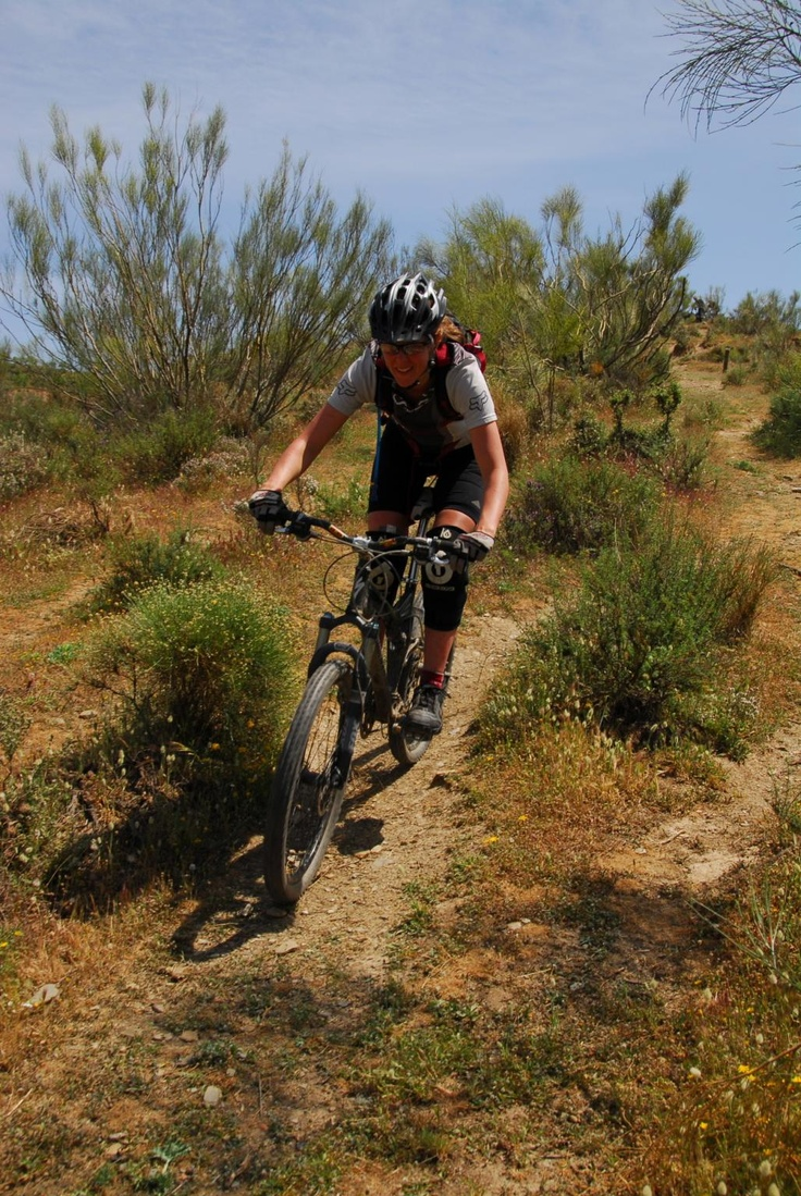 Pure Mountains Mountain Bike Holidays Bike Girls Sierra Nevada Alpujarras