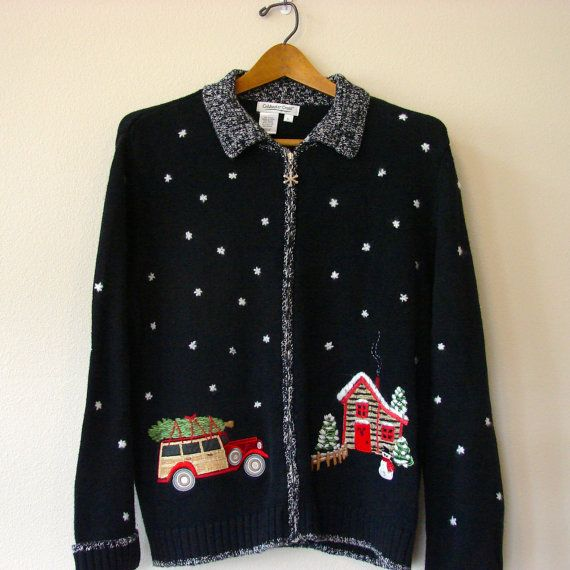 69 best Christmas Ugly Sweater images on Pinterest | Ugly sweater ...