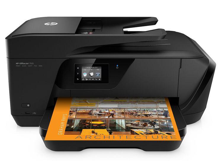 HP OfficeJet 7510 Imprimante Multifonction A3 Jet d'encre. #imprimante #imprimantebureau #imprimantejetdencre #imprimantebrother