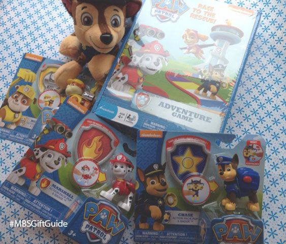 Paw patrol toys are at the top of my son's Christmas wish list. Check out these cool Paw Patrol toys from Spin Master toys.