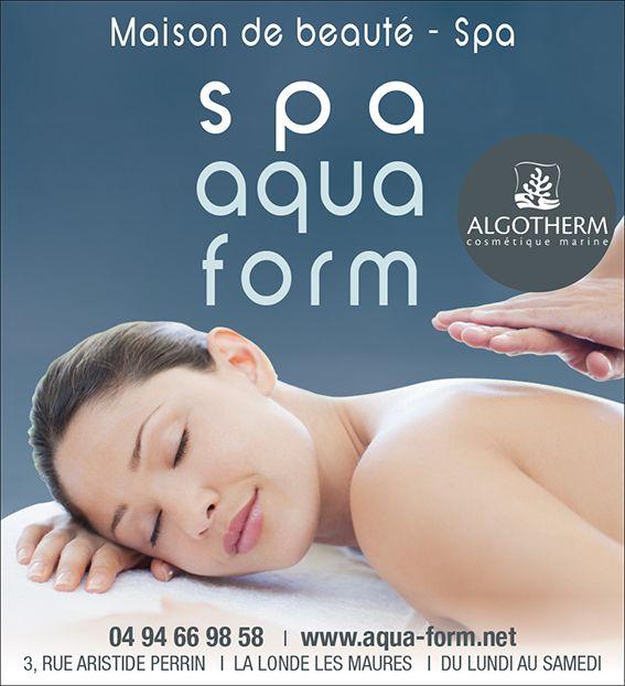 Le Spa Aqua Form, votre expert en matière de beauté et de bien-être. l'institut de beauté - Spa Aqua Form vous accueille dans un lieu unique et original, à la décoration Zen et épurée, un espace où vous vous sentirez plongés dans un voyage hors du temps. Dans une atmosphère apaisante, découvrez notre gamme de traitements cosmétiques. Nous sommes à votre service pour vous conseiller en matière de beauté et de bien-être.