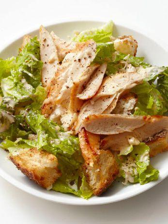 910 best lets get healthy images on pinterest meals clean eating light chicken caesar salad forumfinder Image collections