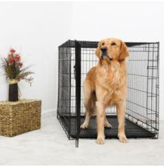 $48.29 DuraCrate Folding Dog Crate - 1800PetSupplies.com