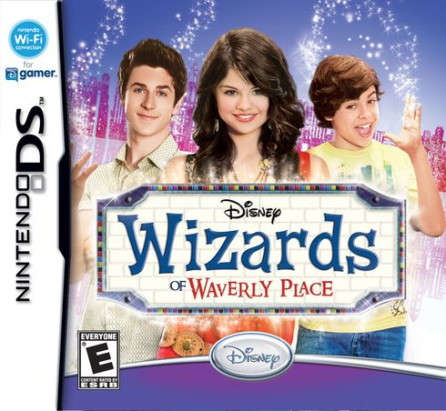 Disney's Wizards of Waverly Place DS
