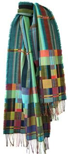 New Double Cloth Wool Wraps — Scarves — wallace#sewell