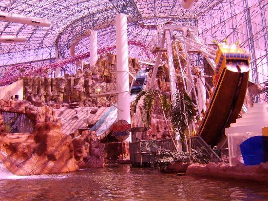 Circus Circus Adventuredome Theme Park ; Las Vegas