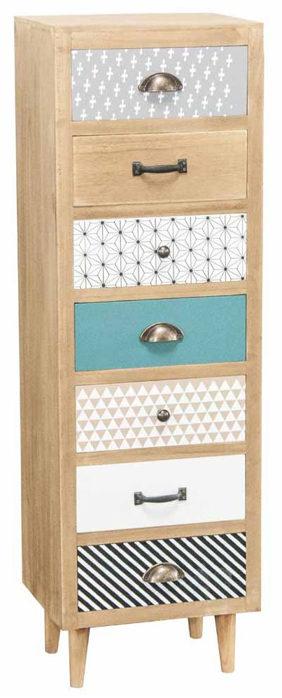 Love this retro chest of drawers and especially the fact that every drawer  design is slightly. Best 25  Chest of drawers design ideas on Pinterest   Chest of