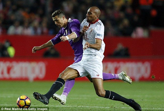 Steven N'Zonzi has been one of the stand-out performers inJorge Sampaoli's team