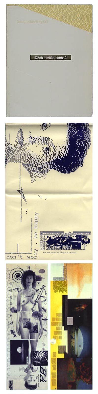 kingy graphic design history: April Greiman - Judy