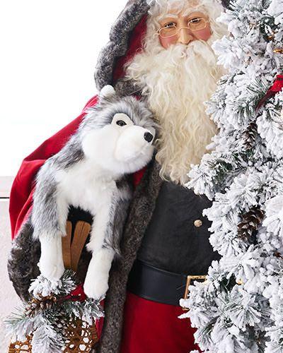 Christmas Decorations Life Size Santa: 28 Best Images About Christmas Santa On Pinterest