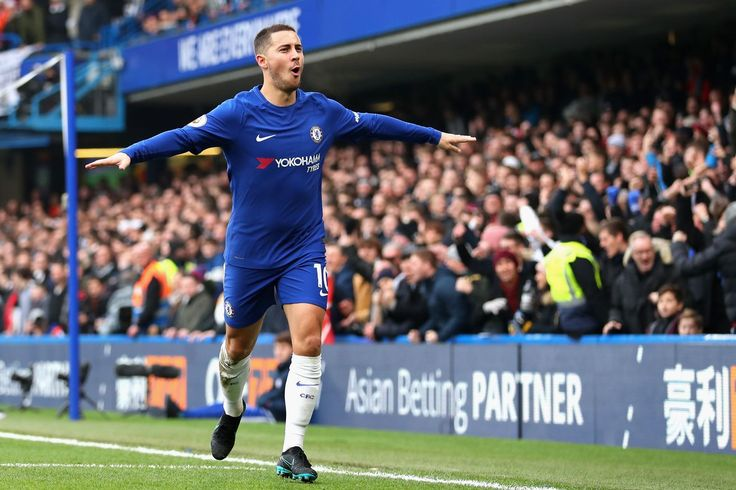 Chelsea 3-1 Newcastle United, Player Ratings: Hazard the almost perfect 10