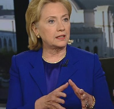 Clinton claims she had doubts about Benghazi video explanation Fox News IN A FOX NEWS INTERVIEW, Hillary Clinton suggests she had doubts from the outset about whether the Benghazi terror attack was triggered by a protest over an anti-Islam film — though her State Department pushed that narrative for days. LYING SKANK!! YOU CREATED THE LIE!!!!