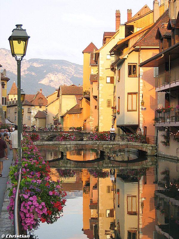 Annecy - Haute-Savoie, France