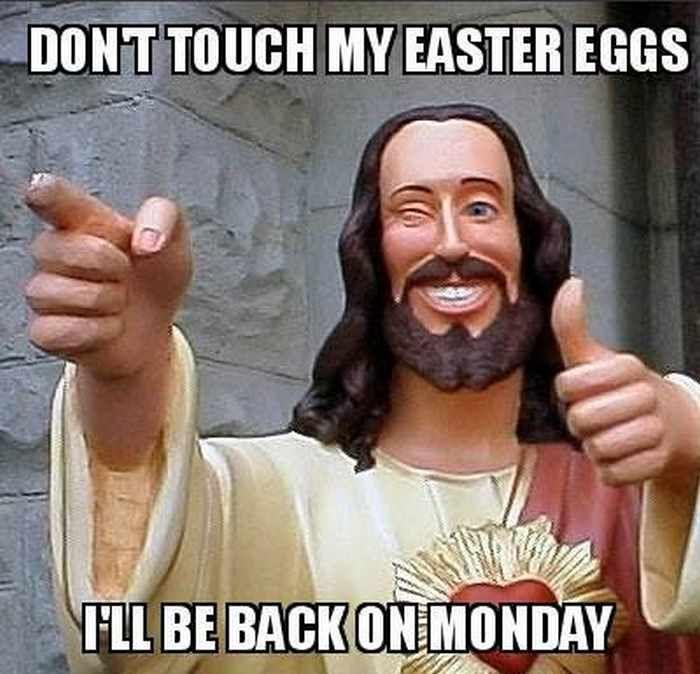 1dbab94b4dfaffee776e332b2d967648 bible jokes bible humor 20 best memes images on pinterest funny pics, funny stuff and,Happy Birthday Easter Meme