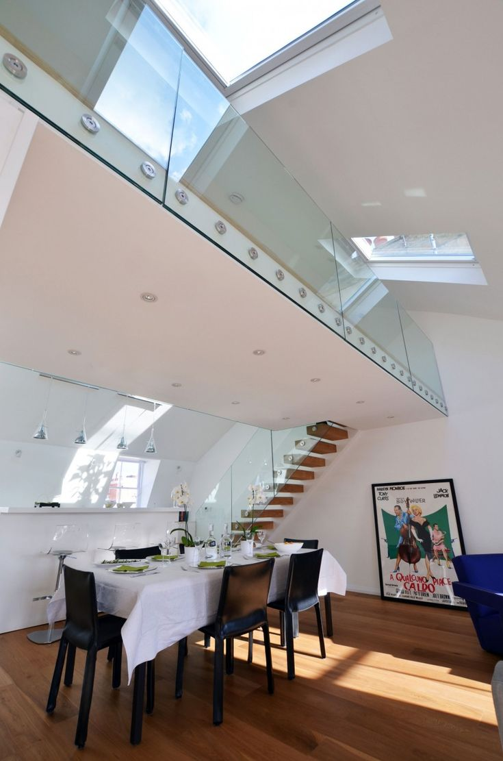 Traditional Victorian Terrace Apartment in London Gets a Modern Makeover - http://freshome.com/victorian-terrace-apartment-makeover/