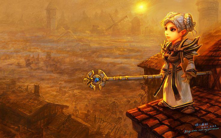 Desktop background world of warcraft wow