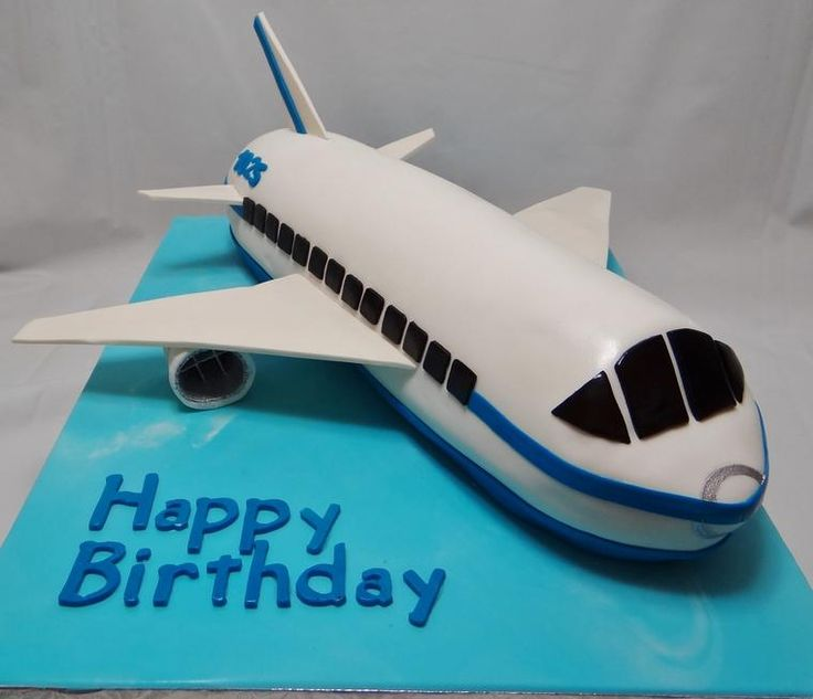 Airplane Birthday Party Get Ready For Takeoff: Airplane Specialty Cakes